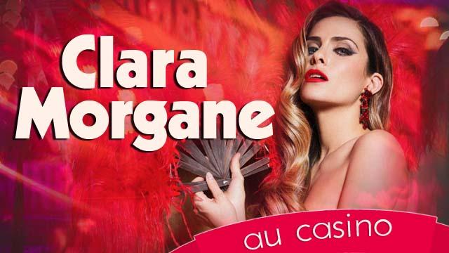 Clara Morgane soirée cabaret casino le lyon vert