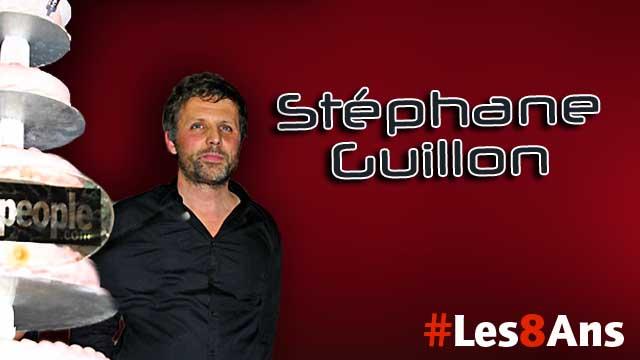 Stéphane Guillon aux 8 ans de Lyon People
