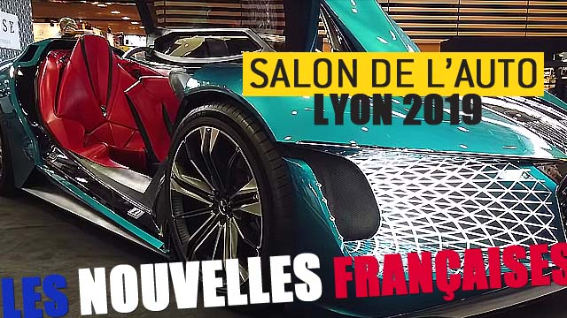 Les nouveautés françaises : 208, Koleos, A110S… SALON DE L'AUTO 2019