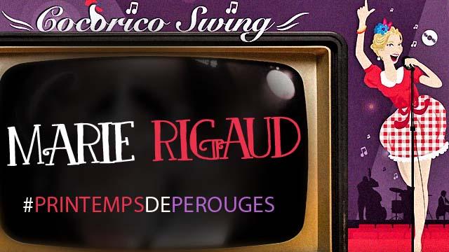 Marie Rigaud chante