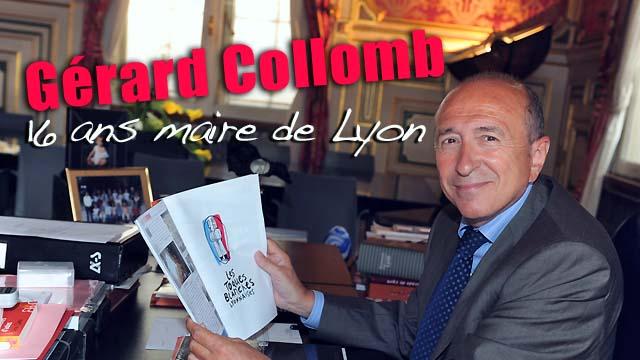 2001-2017 : la gouvernance de Gérard Collomb, maire de Lyon