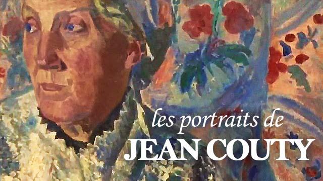 Connaissez-vous les portraits de Jean Couty ?
