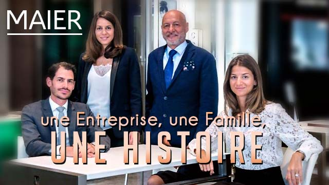 MAIER : une Entreprise, une Famille, une Histoire