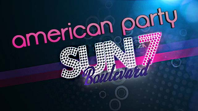 SUN 7 American Party au Bus Cafe