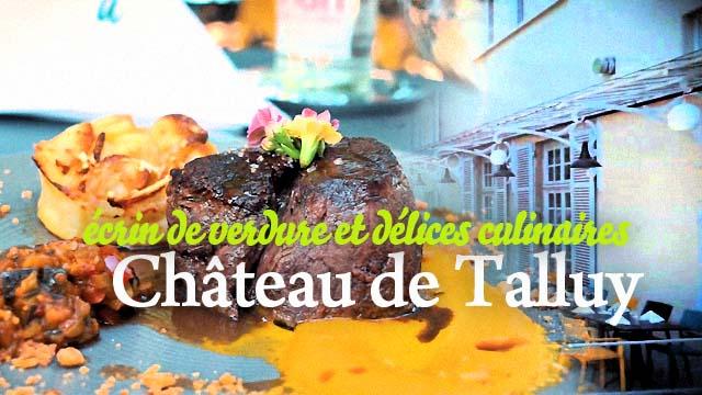Le Talluy - Restaurant-Hôtel-Événements