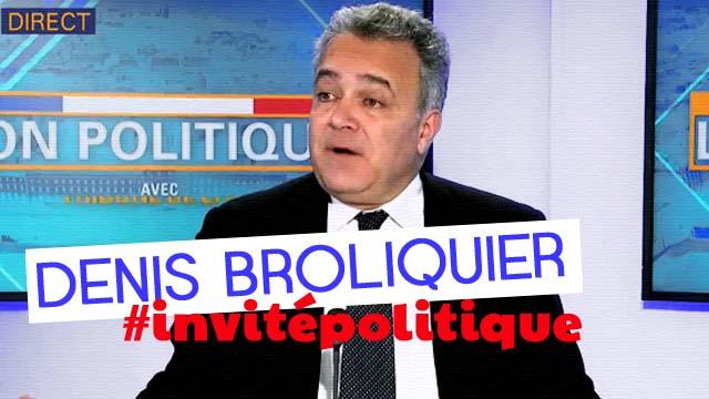 12 Décembre 2019 : Denis Broliquier invité de Lyon Politiques