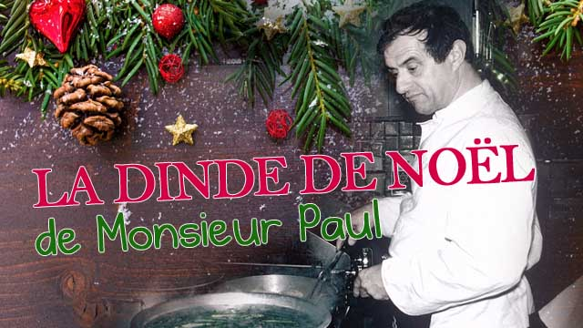 Recette : la dinde aux marrons de Paul Bocuse