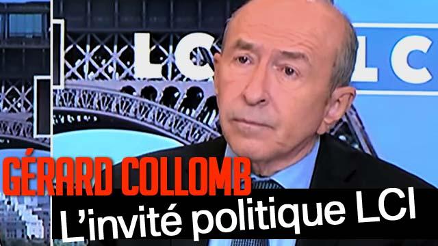 12 Novembre 2020 : Gérard Collomb invité politique de LCI