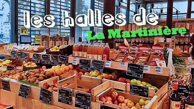 Les Halles de la Martinière Lyon