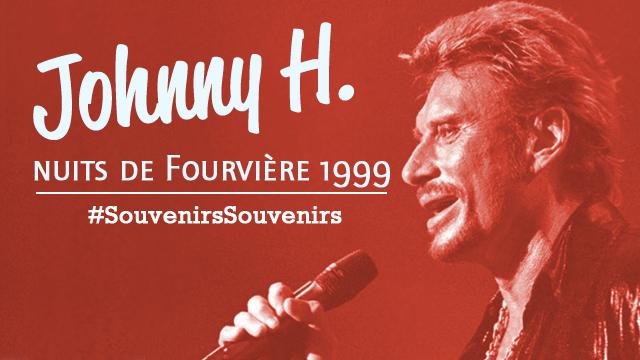 Johnny au Théâtre antique de Lyon (19.07.1999)
