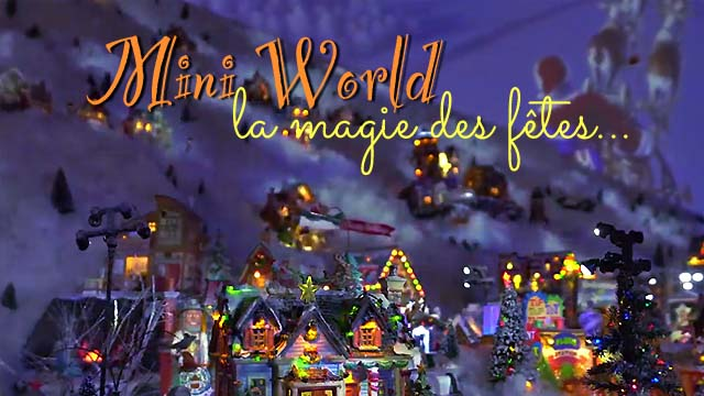 La Magie de Noël à Mini world...