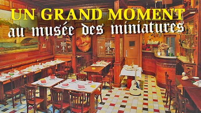 Musée Cinéma & Miniature de Lyon
