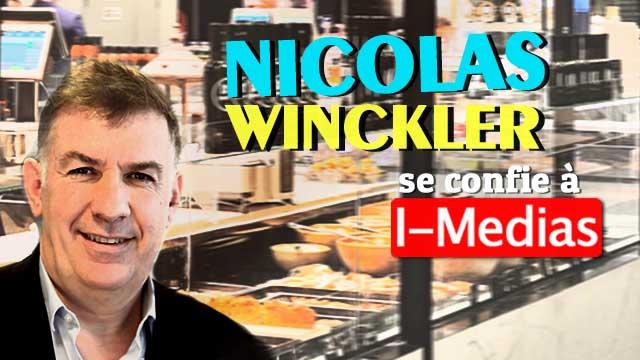 I Médias - Interview de Nicolas Winckler au Club des Clubs