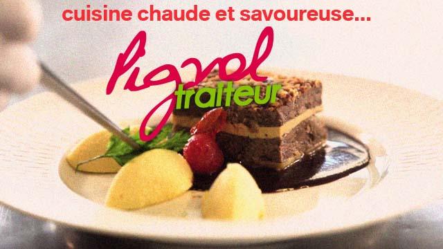 Traiteur pignol Lyon - Cuisine Chaude