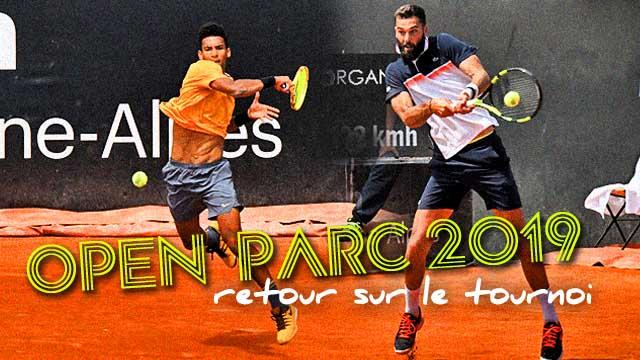 Retour sur l'Open Parc Auvergne-Rhône-Alpes 2019 - Tournoi ATP 250