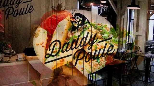 Découverte du restaurant le Daddy Poule - Tassin la Demi-Lune