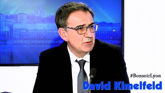 David Kimelfeld invité de Bonsoir Lyon
