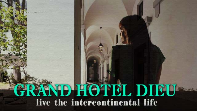 Welcome to InterContinental Lyon - Hotel Dieu