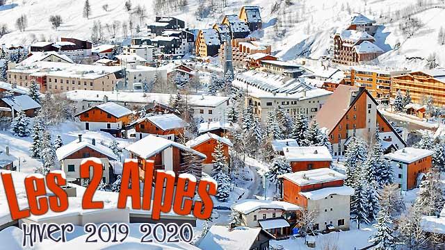 Les 2 Alpes [TEASER] Hiver 2019/2020