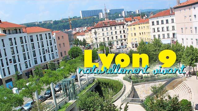 Lyon 9e, naturellement vivant