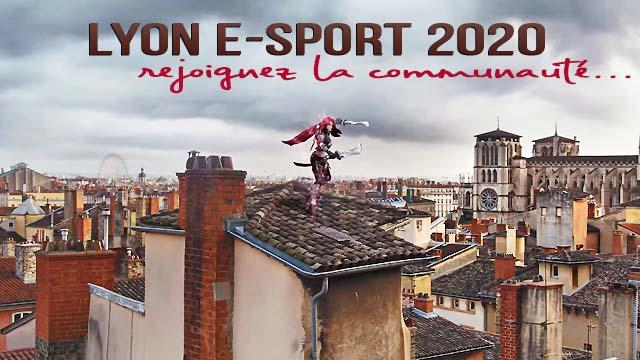 Trailer Lyon e-Sport 2020