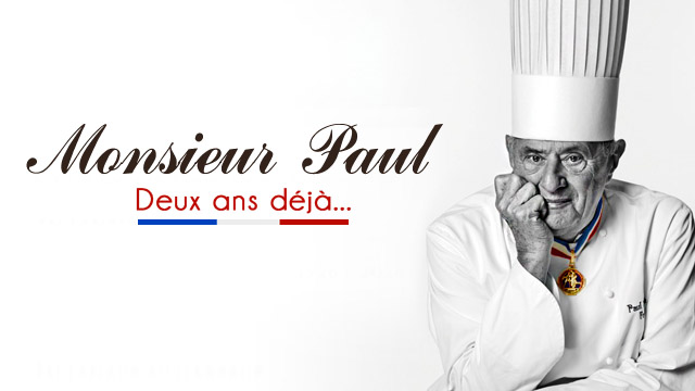 #BocuseDor : Tribute to Monsieur Paul