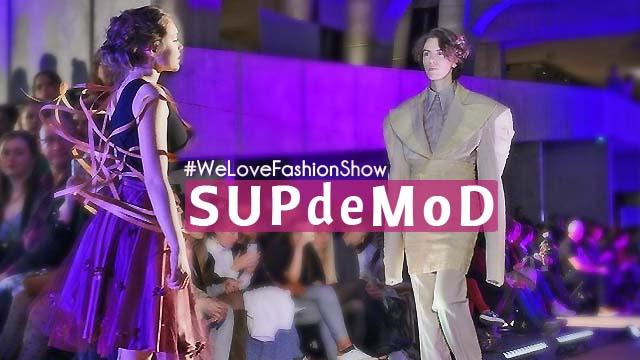 #WeLoveFashionShow - Défilé de mode Supdemod - Edition 2019