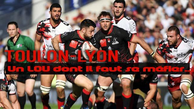 Le résumé de Lyon / Toulon - Jour de Rugby - 14ème journée de TOP14