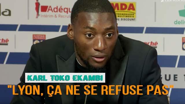 Transferts - Karl Toko Ekambi :