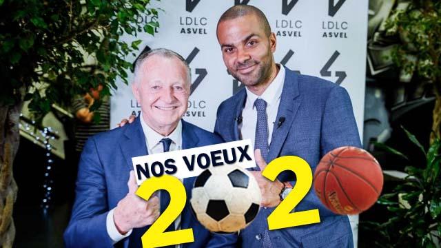 Cérémonie de voeux 2020 | Olympique Lyonnais