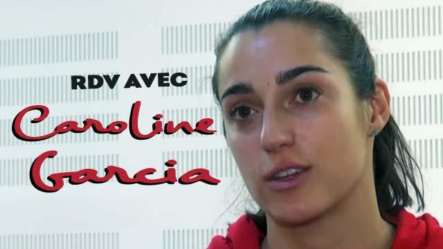 4 Janvier 2020 - Rendez-vous avec Caroline Garcia sur Canal + Sport