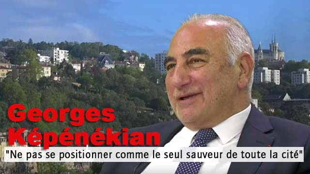 21 Octobre 2020 - Interview de Georges Képénékian :