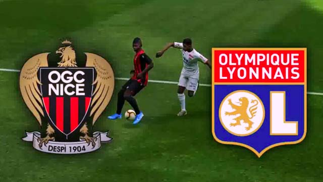 OGC Nice - Olympique Lyonnais ( 2-1 )