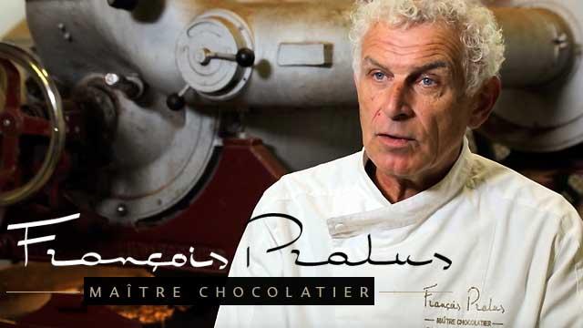 Le chocolat de François Pralus