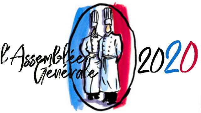 4 Février 2020 - 84eme Assemblée Générale des Toques Blanches Lyonnaises 2020 (20 Janvier 2020 à l'HOTEL DIEU)