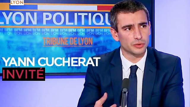 31Janvier 2020 - Lyon politiques : Yann Cucherat invité du jeudi 30 janvier 2020